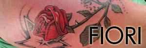 Tatuaggi con fiori