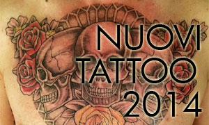 Nuovi Tattoo 2014