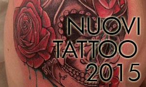 Nuovi Tattoo 2015