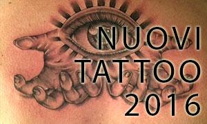 Nuovi Tattoo 2016