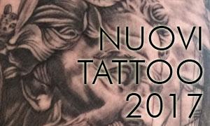 Nuovi Tatuaggi Zona Tattoo 2017