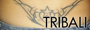 Tatuaggi tribali e stilizzati